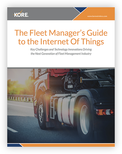 Fleet Manager's Guide to the Internet of Things