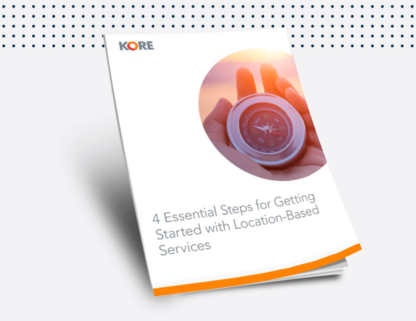 Download this ebook to learn the four essential steps to implementing location-based services.