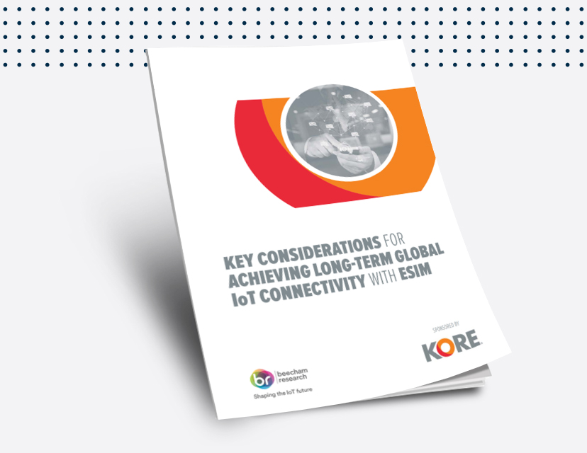 Download the eBook Key Considerations for Achieving Long-Term Global IoT