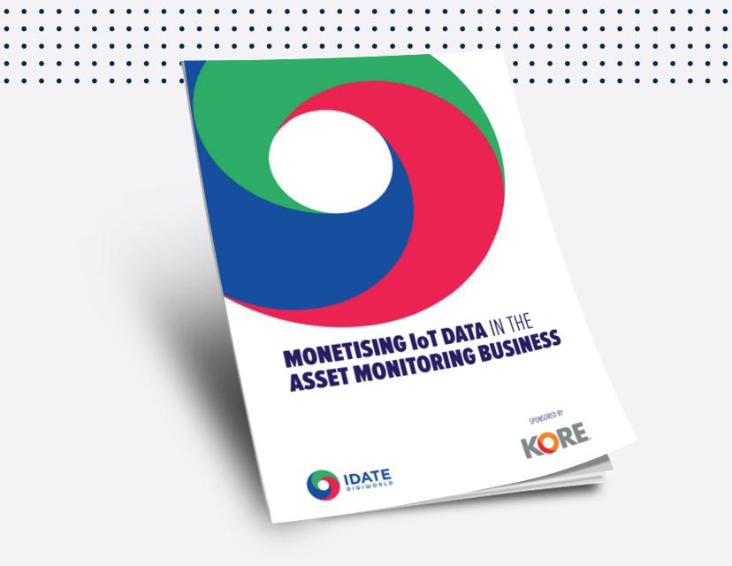 Get the eBook Asset Monetising IoT data in the Asset Monitoring Business