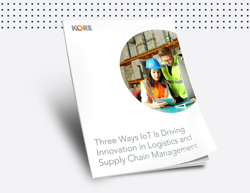 Download this ebook to learn how IoT is helping revolutionize logistics and supply chain management.