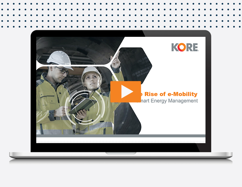 Access this on-demand webinar to delve into the depths of IIoT – looking at the rise of e-mobility: smart energy management.