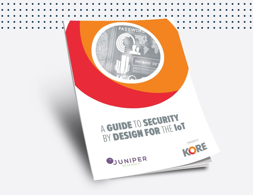Read the eBook to learn more about IoT Security for IoT Devices and Systems