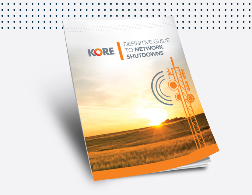 Complete the form to access this comprehensive guide to network shutdowns and LTE migrations for IoT.