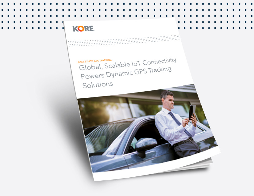 Read this case study to learn how GPS tracking provider Dantracker scaled their business globally with KORE.
