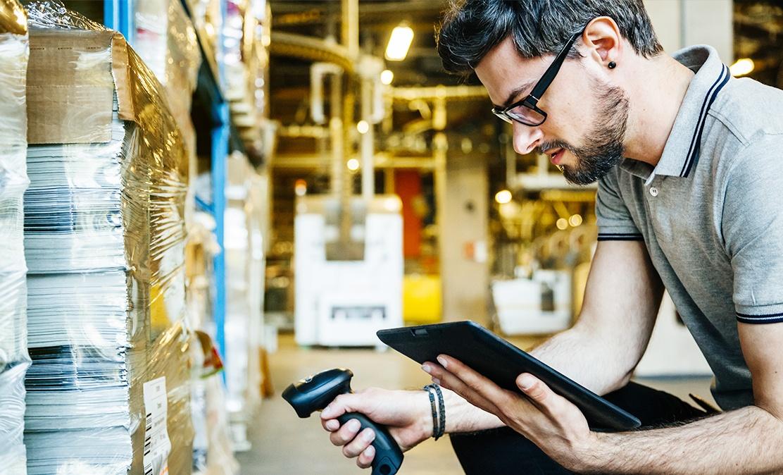 Retail and IoT, Part I: Optimising Transportation