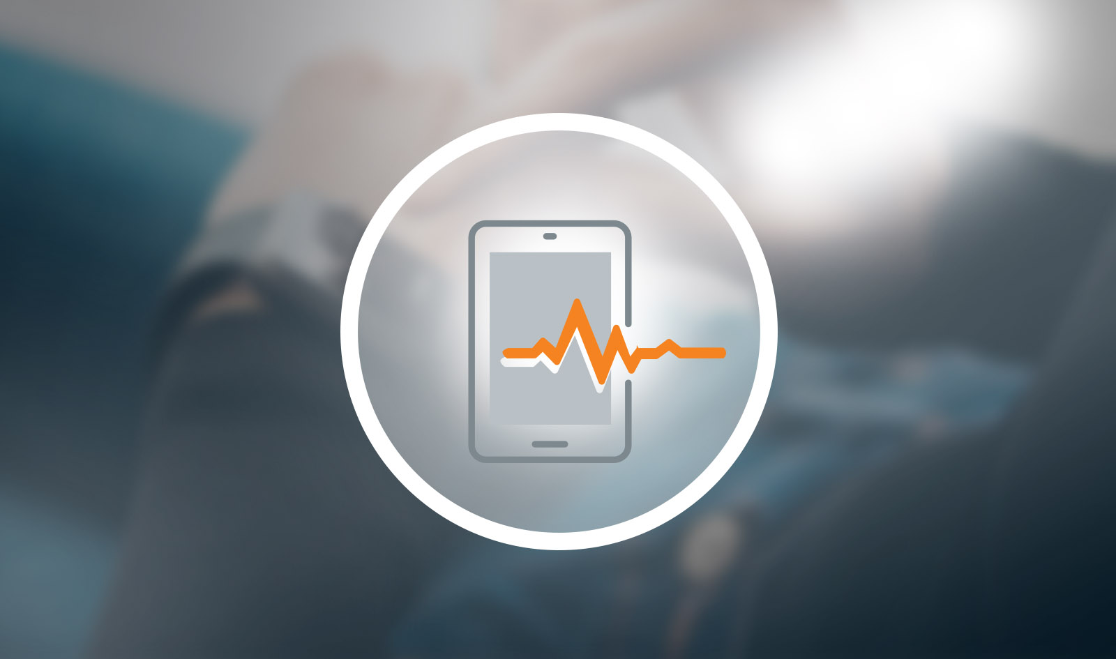 Healthcare IoT outpatient safety and security